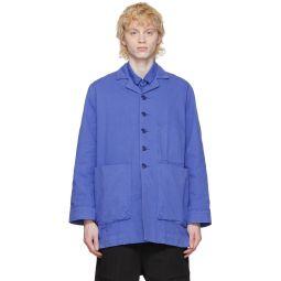 Blue 'The Photographer' Jacket