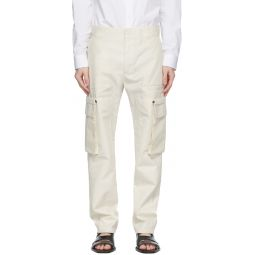 Off-White Removable Pocket Cargo Pants