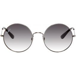 Gunmetal Ja-Jo Sunglasses