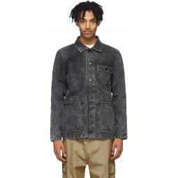 Black Jim Goldberg Edition Chore Jacket