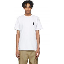 White Jim Goldberg Edition Embroidered T-Shirt