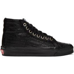Black Jim Goldberg Edition Raised By Wolves OG Sk8-High LX Sneakers