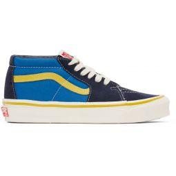 Navy & Blue OG Sk8-Hi LX Sneakers