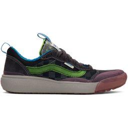 Black Ultrarange Exo LX Sneakers
