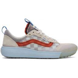Grey Ultrarange Exo LX Sneakers