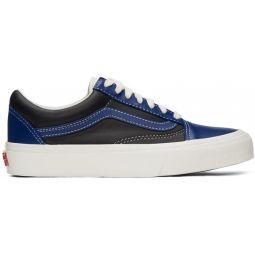 Blue & Black OG Old Skool VLT LX Sneakers