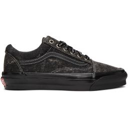 Black Jim Goldberg Edition Raised By Wolves OG Old Skool LX Sneakers