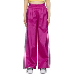 Pink Tech Track Lounge Pants