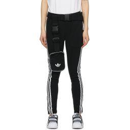 Black Ji Won Choi & Olivia O'Blanc Edition SST Track Pants