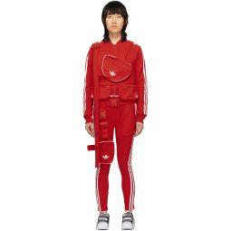 Red Ji Won Choi & Olivia O'Blanc Edition SST Track Jacket