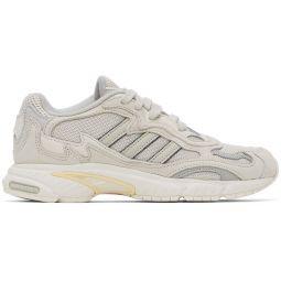 Grey Temper Run Sneakers