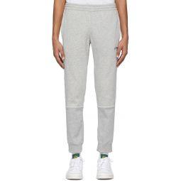 Grey Outline Sport Lounge Pants