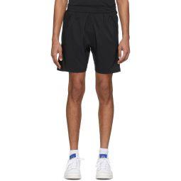 Black Aero 3-Stripes Shorts