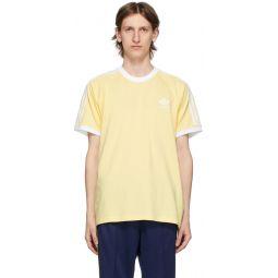 Yellow 3-Stripes T-Shirt