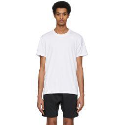 White Aero 3-Stripes T-Shirt