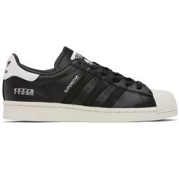 Black & White Superstar Sneakers