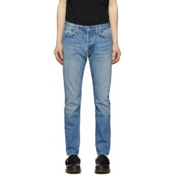 Blue Light Slim Fit Jeans