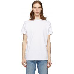 White Modern T-Shirt
