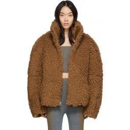 Brown Yeti Jacket