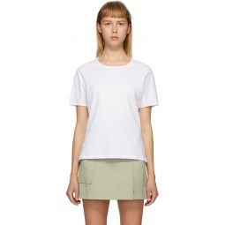 White Summer's T-Shirt