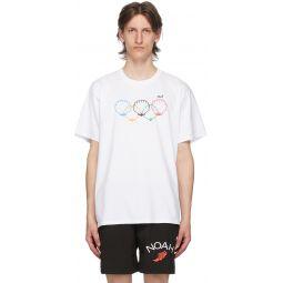 White Scallops T-Shirt