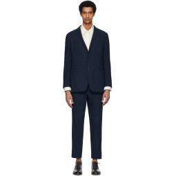Navy Galeno Suit