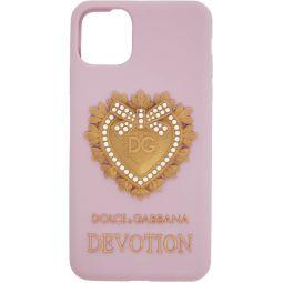 Pink Devotion iPhone 11 Case