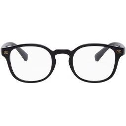 Black Monogram Glasses