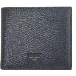 Grey Dauphine Bifold Wallet