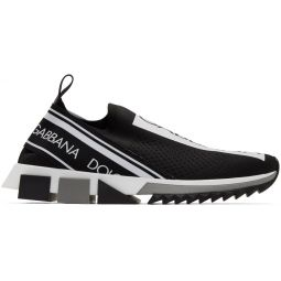 Black Sorrento Sneakers