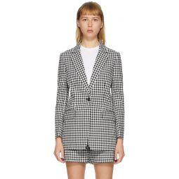 Black & White Ames Blazer