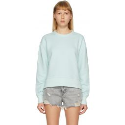 Blue Frankie Side Zip Sweater