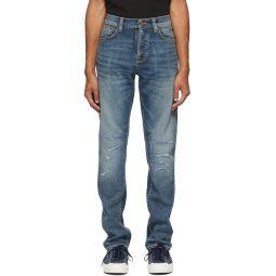 Blue Steady Eddie II Jeans