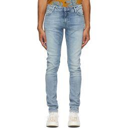 Blue Skinny Lin Jeans