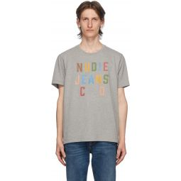 Grey Roy T-Shirt