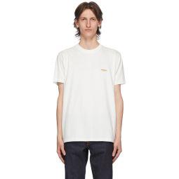 White Daniel T-Shirt