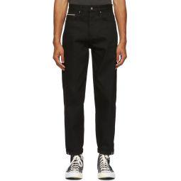 Black Selvedge Chitch Jeans