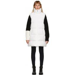 White Down Godec Vest