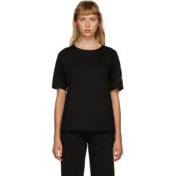 Black Side Pocket T-Shirt