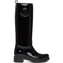 Black Ginger Tall Boots