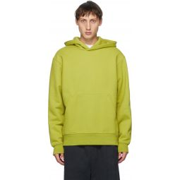 Green Classic Fit Hoodie
