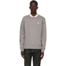Grey Fairview Patch Sweatshirt