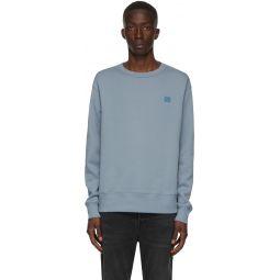 Blue Fairview Patch Sweatshirt