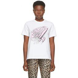 White Space Rocket T-Shirt