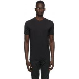 Two-Pack Black Crewneck T-Shirt