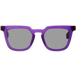 Purple Mykita Edition MMRAW008 Square Sunglasses