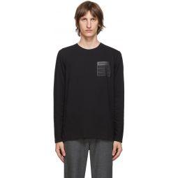 Black 'Stereotype' Long Sleeve T-Shirt