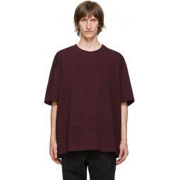 Burgundy Resin T-Shirt