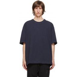 Navy Resin T-Shirt