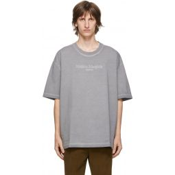 Grey Resin T-Shirt